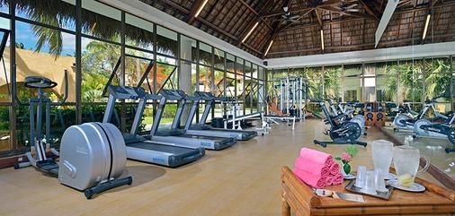 梅里亞美洲酒店- 僅限成人 - Varadero - 健身房