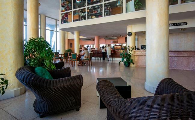 Hotel Deauville - Αβάνα - Σαλόνι ξενοδοχείου