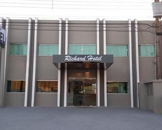 Richard Hotel - Porto Velho - Building