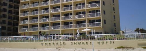 Emerald Shores Resort - Daytona Beach - Κτίριο