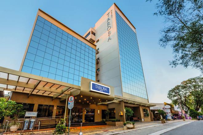 Tarobá Hotel - Foz do Iguaçu - Edifício