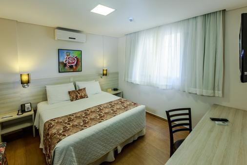 Tarobá Hotel - Foz do Iguaçu - Phòng ngủ