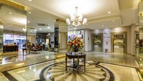 Tarobá Hotel - Foz de Iguazu - Lobby