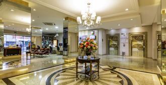 Tarobá Hotel - Foz de Iguazu - Recepción