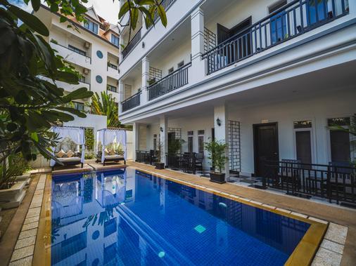 Rithy Rine Angkor Residence - Siem Reap - Κτίριο