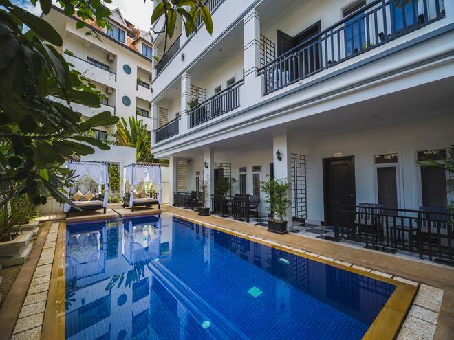 Rithy Rine Angkor Residence - Siem Reap - Toà nhà
