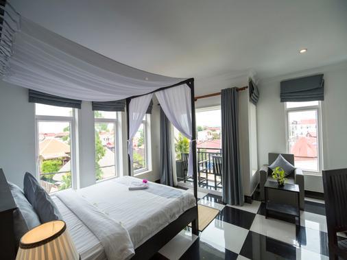 Rithy Rine Angkor Residence - Siem Reap - Κρεβατοκάμαρα