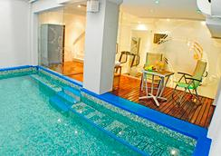 Alta Piazza Boutique Apartments - Buenos Aires - Pool