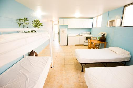 Waikiki Beachside Hostel - Honolulu - Makuuhuone