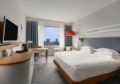 Hilton Rotterdam - Rotterdam - Makuuhuone