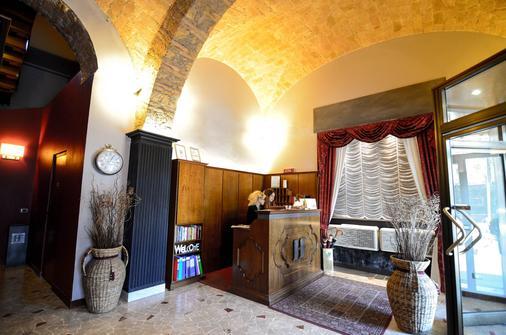Hotel Felice - Ρώμη - Ρεσεψιόν