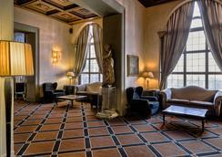 Grand Hotel Baglioni - Florence - Lobby