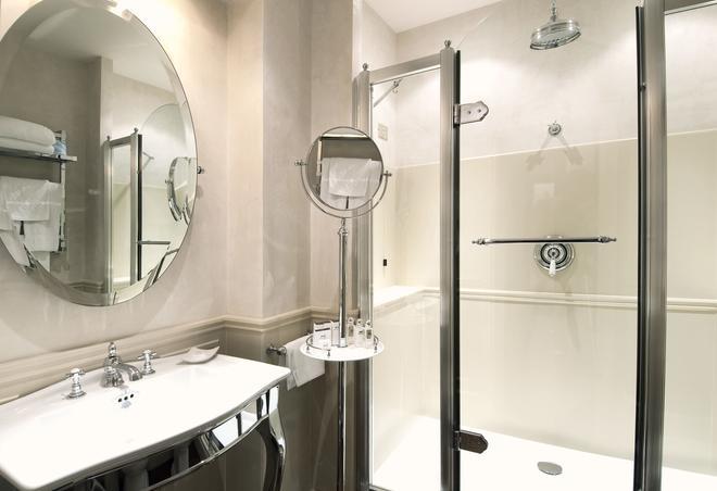 Grand Hotel Baglioni - Florence - Bathroom