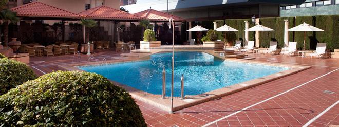 Hotel Saray - Γρανάδα - Πισίνα