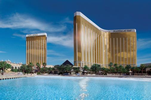 Mandalay Bay Resort and Casino - Las Vegas - Bâtiment