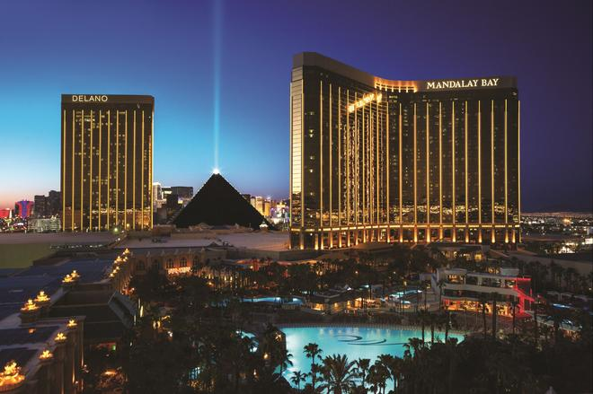 Mandalay Bay Resort and Casino - Las Vegas - Toà nhà
