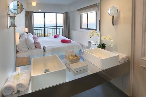 森提多沙灘酒店 - 皮拉 - 拉納卡 - 浴室