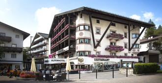 Alpenhotel Fall In Love (Adults Only) - Seefeld - Building