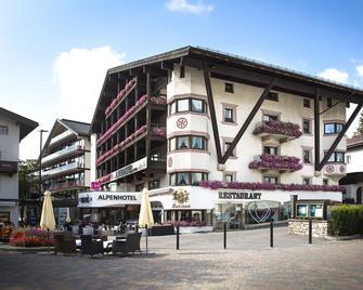 Alpenlove - Adult Spa Hotel - Seefeld - Toà nhà