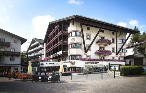 Alpenhotel Fall In Love (Adults Only) - Seefeld - Rakennus