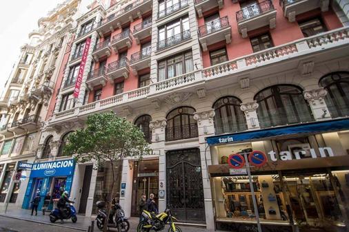 Petit Palace Chueca - Madrid - Toà nhà