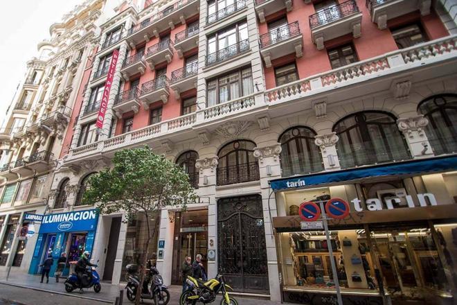 佩蒂特宮楚埃卡公爵酒店 - 馬德里 - 馬德里 - 建築