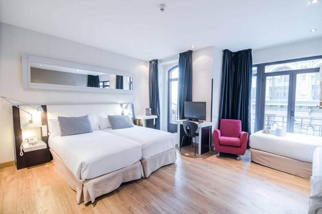 佩蒂特宮楚埃卡公爵酒店 - 馬德里 - 馬德里 - 臥室