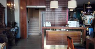 Hotel Los Braseros - Burgos - Recepção