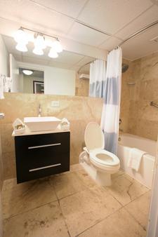 San Juan Airport Hotel - San Juan - Casa de banho