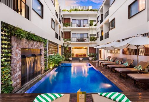 Popular Residence Hotel - Siem Reap - Toà nhà