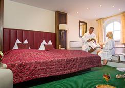 Hotel Restaurant Häupl - Seewalchen - Habitación