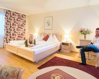Hotel Restaurant Haupl - Seewalchen - Slaapkamer