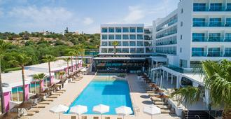 Napa Mermaid Hotel & Suites - Αγία Νάπα - Κτίριο