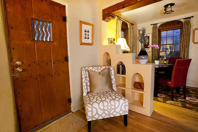 Casa de Tres Lunas/House of Three Moons - Santa Fe - Dining room