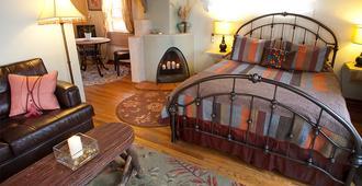 Casa De Tres Lunas - Santa Fe - Bedroom