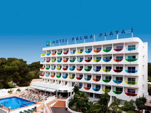 Hotel Playasol Palma Cactus - Palma di Maiorca - Edificio