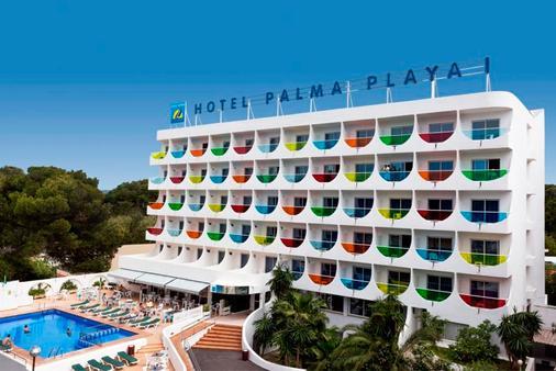Hotel Playasol Palma Cactus - Palma de Mallorca - Edificio