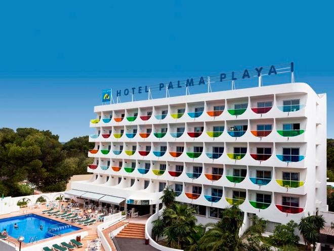 Hotel Palma Playa - Palma - Edificio