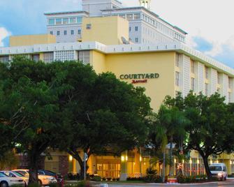 Courtyard Miami Coral Gables - Coral Gables - Building