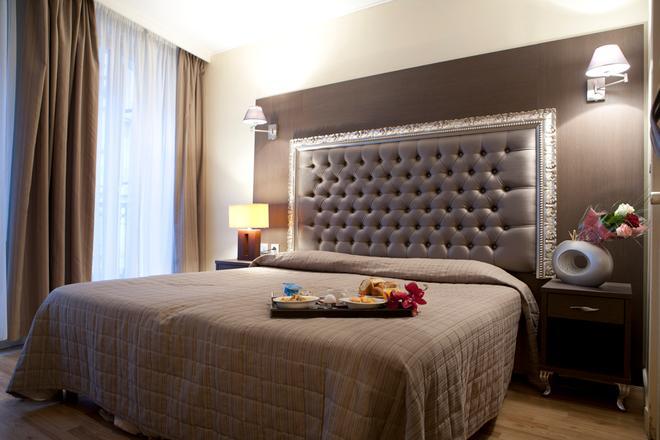 Hôtel Lebron - Париж - Спальня
