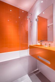 Hotel Concortel - Pariisi - Kylpyhuone