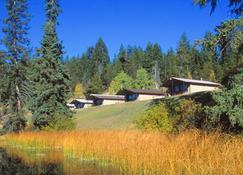 Lac Le Jeune Resort And Nature Centre - Kamloops - Κτίριο