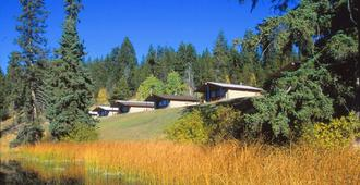 Lac Le Jeune Resort And Nature Centre - Kamloops - Edificio
