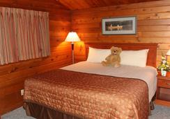 Lac Le Jeune Resort And Nature Centre - Kamloops - Bedroom