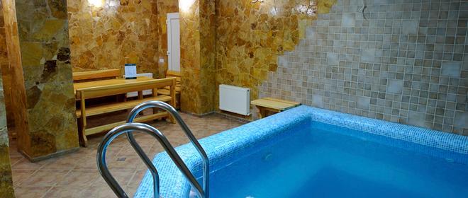Hotel Sunrise - Chisinau - Pool