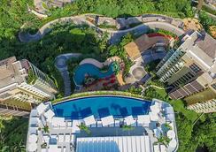 繆斯精品酒店 - 巴亞爾塔港酒店 - 巴亞爾塔港 - 露天屋頂