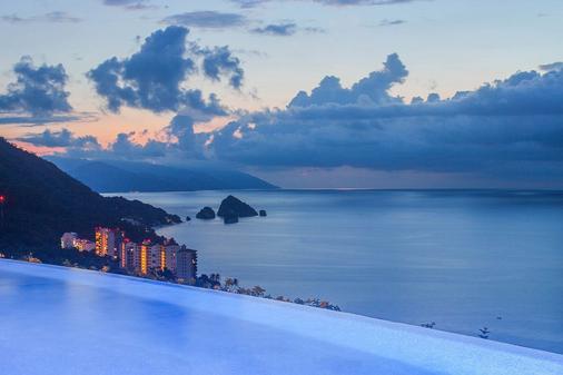 繆斯精品酒店 - 巴亞爾塔港酒店 - 巴亞爾塔港 - 室外景