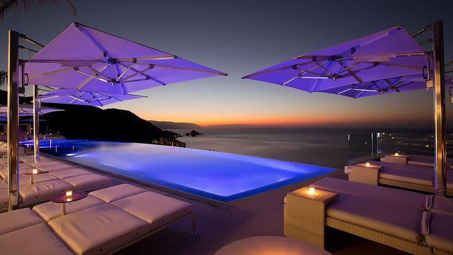繆斯精品酒店 - 巴亞爾塔港酒店 - 巴亞爾塔港 - 游泳池