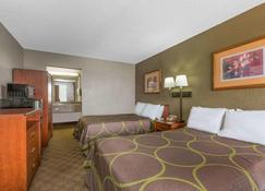 FairBridge Inn Express Metairie - Metairie - Bedroom