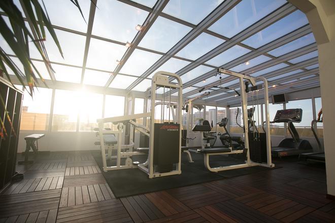Verdanza Hotel San Juan - Carolina - Gym